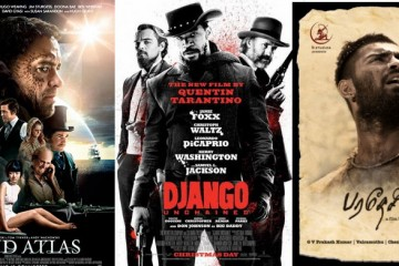 Slavery is Entertainment - Django Unchained, Cloud Atlas, Django Unchained