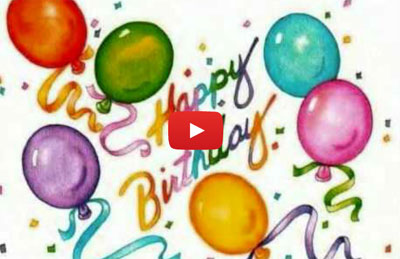 The Happy Birthday Song For Belated Wishes