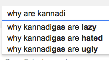 So much hate for Kannadigas
