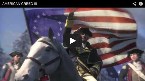 Assassins Creed III Spoof - American Creed
